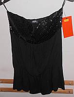 Блуза вечерняя без бретелей Sinequanone, фото 1