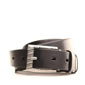 Ремень кожаный Lazar 140-150 см черный L30U1W18-1