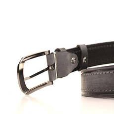 Ремень кожаный Lazar 140-150 см защитный L35Y1W25-1, фото 3