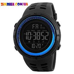 Годинник Skmei 1251 з таймером зворотного відліку (Blue)