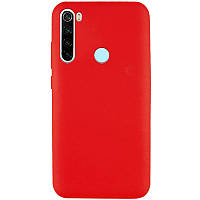 Чохол Silicone Cover Full without Logo (A) для Xiaomi Redmi Note 8T