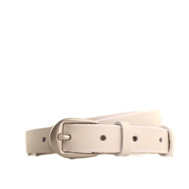 Ремень кожаный Lazar 105-110 см серый l20s0w15
