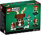 Lego BrickHeadz Олень и эльфы 40353, фото 2