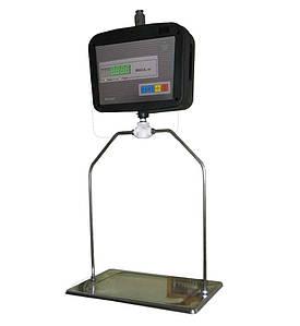 Весы подвесные технические с подключением к ПК ВТА-60/30П-7 RS-232