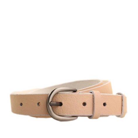 Ремень кожаный Lazar 105-110 см пудровый l25s0w101, фото 2