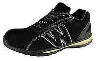 """Кросівки з металевим носком, напівчеревики Cemto  """"RUN-M"""" (4012) 46, фото 1"""