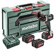 Шуруповерт Metabo BS 18 LTX Impuls Set (602191960)