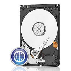 """Жорсткий диск внутрішній 500 Gb SATA 2.0 16MB 2.5"""" 7mm Western Digital"""