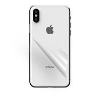 Гидрогелевая пленка на заднюю крышку iPhone X/XS