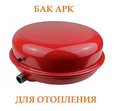 Баки плоские закрытые для отопления 8 литров