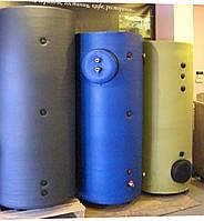 Бойлер косвенного нагрева 2000 л с двумя теплообменниками