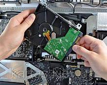 Заміна жорсткого диска комп'ютера
