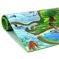 Детский коврик для игр ДИСНЕЙ 12мм/120х300см, фото 1