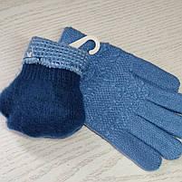 Перчатки для мальчика Возраст 4-8 лет, фото 3