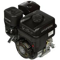 Бензиновый двигатель HYUNDAI вал 20мм, 196 см3 DK168F/P-1