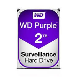 Жорсткий диск внутрішній 2 Tb Western Digital Purple (Western Digital 20PURZ)