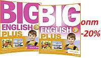 Английский язык / Big English Plus / Pupil's+Activity Book. Учебник+Тетрадь (комплект), 3 / Pearson