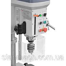 Сверлильно-фрезерный станок Cormak WS20B с автоматической подачей, фото 3