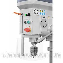 Сверлильно-фрезерный станок Cormak WS20B с автоматической подачей, фото 2