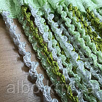 Нитяные шторы спираль в детскую комнату квартиру спальню, шторы радуга спираль для зала кухни спальни хола,, фото 6