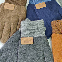 Перчатки для мальчика Возраст 10-12 лет, фото 3