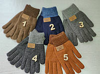Перчатки для мальчика Возраст 10-12 лет, фото 2