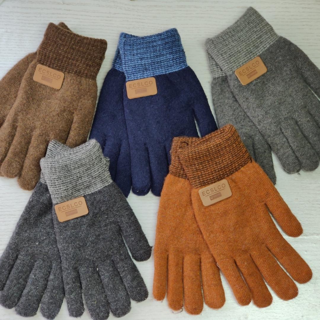 Перчатки для мальчика Возраст 10-12 лет