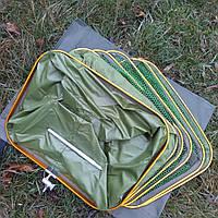 Садок Boyaby 2.5 м для рыбы рыболовный прорезиненный прямоугольный