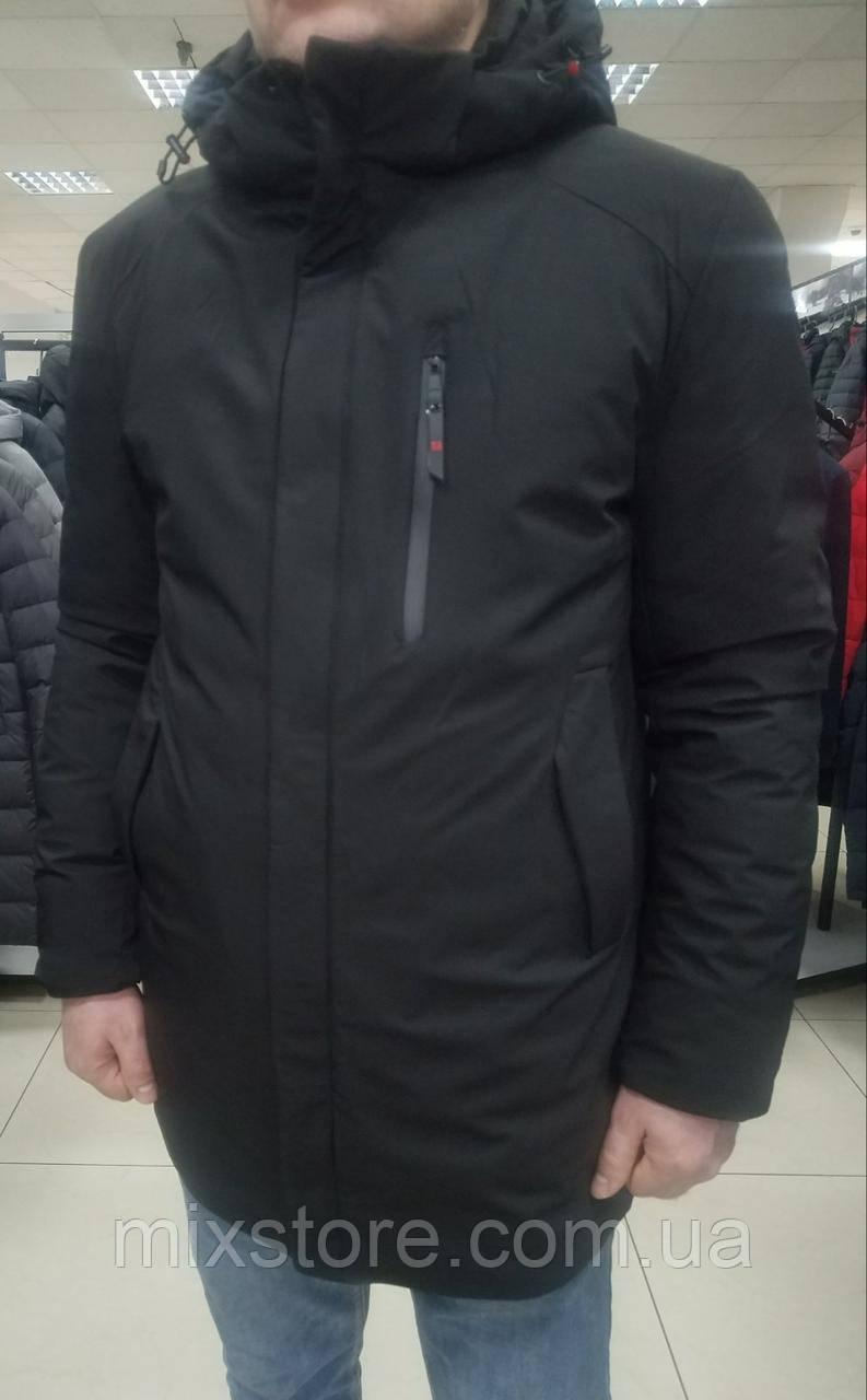 Мужская удлиненная зимняя куртка TALIFECK