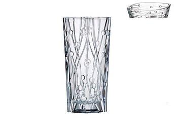 Хрустальная ваза Bohemia Labyrinth 35,5cм Богемия Лабиринт