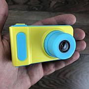 Детский цифровой фотоаппарат UKC T1 для детей ребенка детская фотокамера цифровая камера