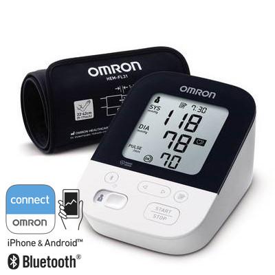 OMRON M4 Intelli IT (HEM-7155T-EBK) - передача даних через смартфон