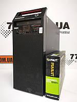 Компьютер Lenovo (Tower), Intel Core i5-4570 3.6GHz, RAM 8ГБ, SSD 120GB + HDD 500ГБ, GeForce GTX 1050Ti 4ГБ, фото 1