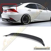 Спойлер Artisat для Lexus IS 2014-2020