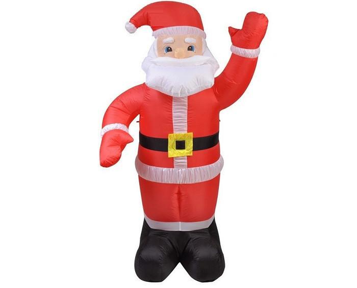 Дед Мороз Надувной Санта Клаус 240 см top