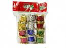 Украшения На Елку Набор Новогодних Игрушек Барабаны 12 Шт В Упаковке top, фото 3