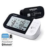 OMRON M7 Intelli IT (HEM-7361T-EBK) - передача даних через смартфон, фото 1