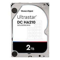 Жорсткий диск внутрішній Western Digital Ultrastar DC Ha210 2TB