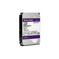 Жорсткий диск внутрішній Western Digital Purple 12 TB (WD121PURZ)