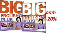 Английский язык / Big English Plus / Pupil's+Activity Book. Учебник+Тетрадь (комплект), 5 / Pearson