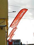 """Віндер """"Стандарт"""" з прапором, основа фасадна, фото 6"""