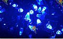 Гирлянда Нить Конус 500 LED на Елку Цвета в Ассортименте Черный Провод sale, фото 2
