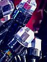 Гирлянда Нить Кристалл 300 LED на Елку Цвета в Ассортименте Черный Провод sale, фото 4