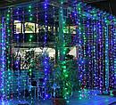 Гирлянда Штора Уличная 360 LED 2х2 м Цвета в Ассортименте sale, фото 4