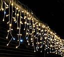 Гирлянда Бахрома Уличная 100 LED 2х0,8 м Цвет Желтый sale, фото 3