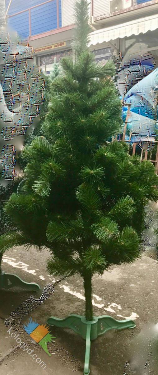 Искусственная Ель 75 см ПВХ Елка Новогодняя 0,75 метра sale