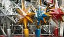 Новогодние Игрушки Верхушка На Ёлку Звезда Большая sale, фото 4