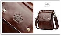 """Мужская сумка барсетка """"iPad Bag"""" из натуральной кожи, фото 1"""