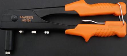 "Заклепочник ручної 10.5"" 2.4 - 4.8 мм Harden Tools 610106"