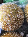 Елочные Шары с Блестками и Пенопластом Однотонные 10 см  на Елку Цвета в Ассортименте 6 шт в sale, фото 2